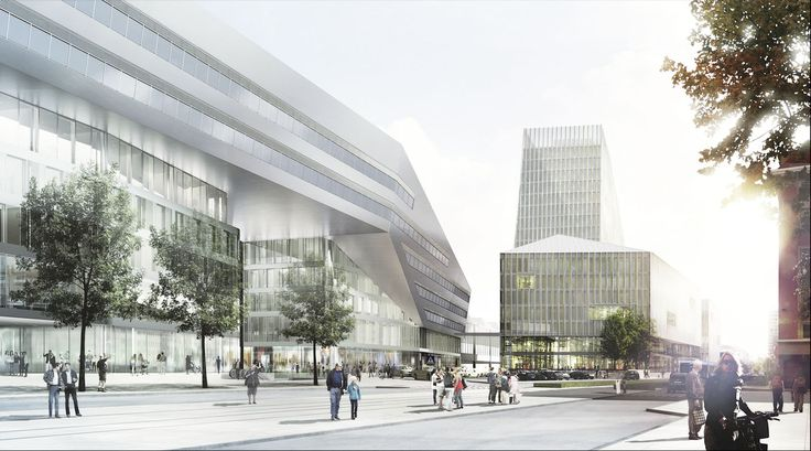 Auer Weber Architekten BDA » Projekte » Empfangsgebäude Hauptbahnhof München