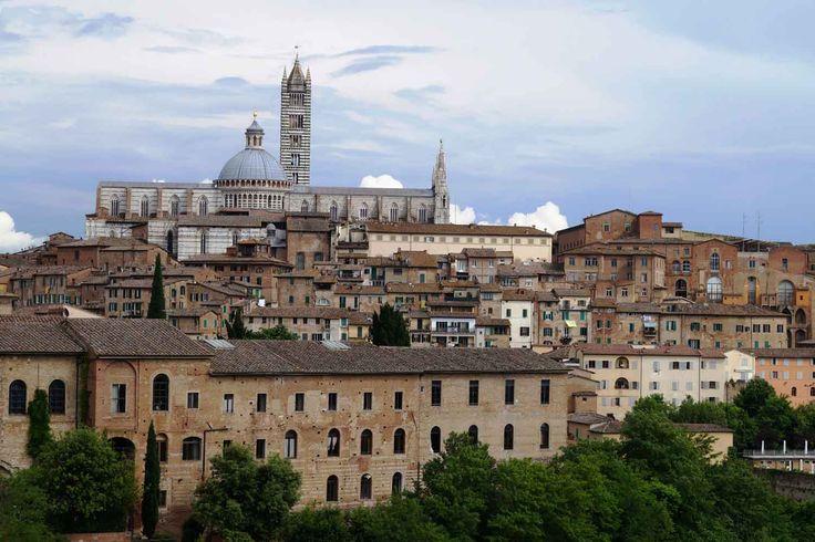 Reisebericht Siena mit Kinder. Wie wir in drei Stunden unsere Kinder von Siena in der Toskana begeistern konnten! Drei Highlight in drei Stunden!