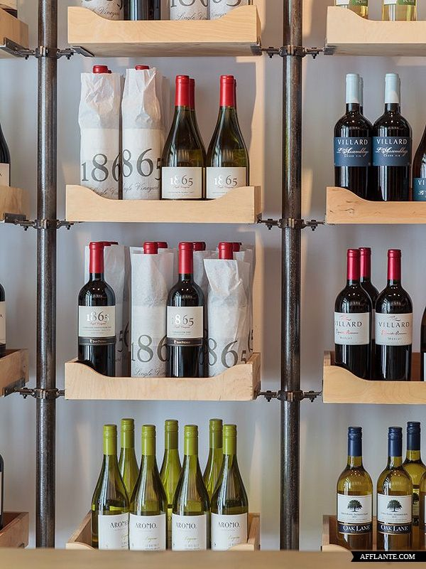 BvS Wine Traders by Beros and Abdul Architects