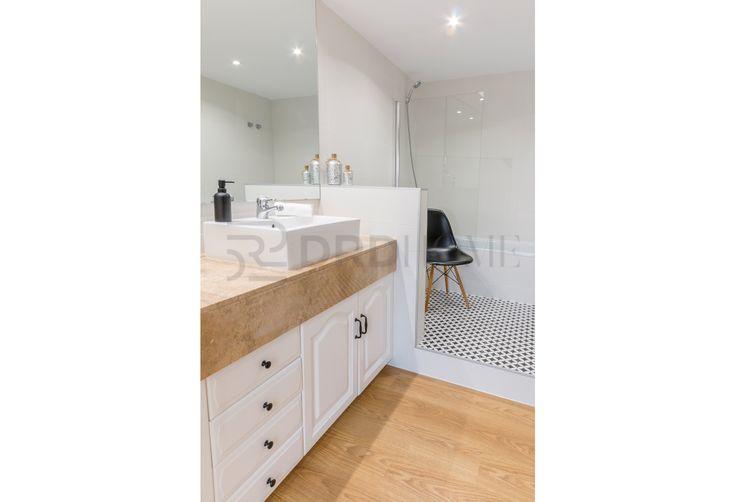 Reforma de baño. DRD HOME. Diseño de interiores.
