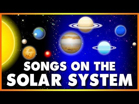 solar system song for preschoolers - photo #10