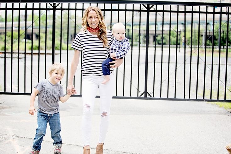 Bold Stripes for Summer - The Motherchic