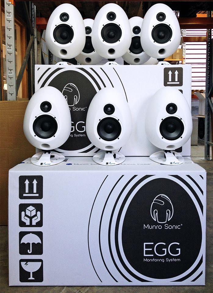Egg team photo! #EggDesign #Egg150 #WarehouseLife #TeamEgg