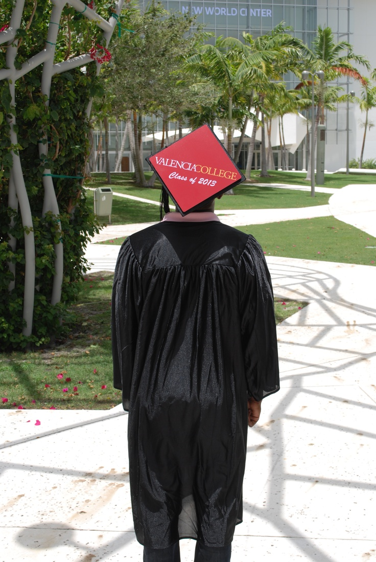 Graduation Cap And Gown Decoration Ideas | Decoratingspecial.com