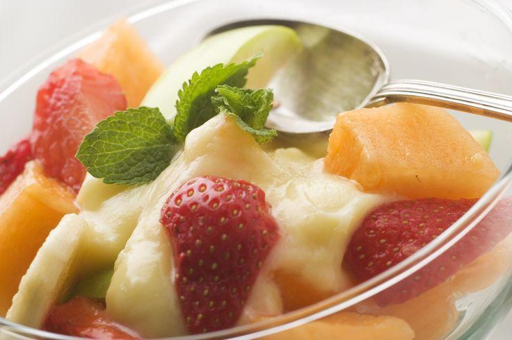 Como preparar uma salada de frutas em segundos