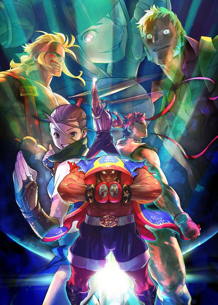 A new Street Fighter V / ストリートファイターV illustration by Bengus, AKA Gouda Cheese / 剛田チーズ https://twitter.com/GoudaCheeeeese Source: http://game.capcom.com/cfn/sfv/news-129899.html