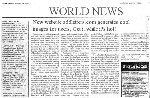 Newspaper Headline Generator