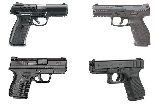 11 Top Striker-Fired Pistols For Law Enforcement