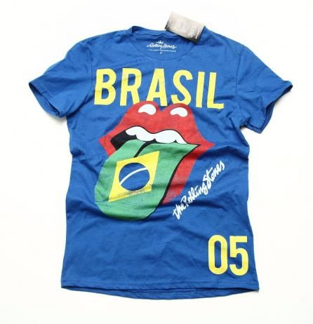 Tricou barbati Brasil de la Alcott Marimi: S, L, XL Pret: 30 Lei