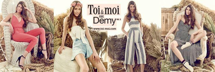 TOI&MOI σε απίστευτες τιμές!  #TOI&MO #γυναίκα #μόδα #φορέματα #μπλούζες #woman #fashion #tops #dresses