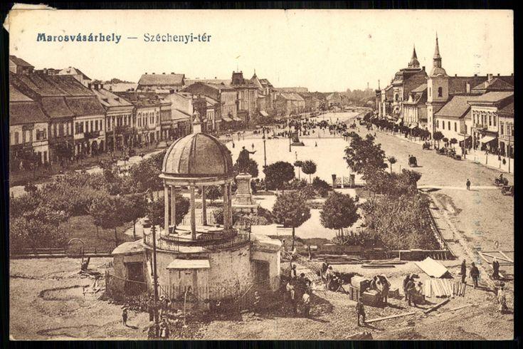 Marosvásárhely Széchenyi tér...