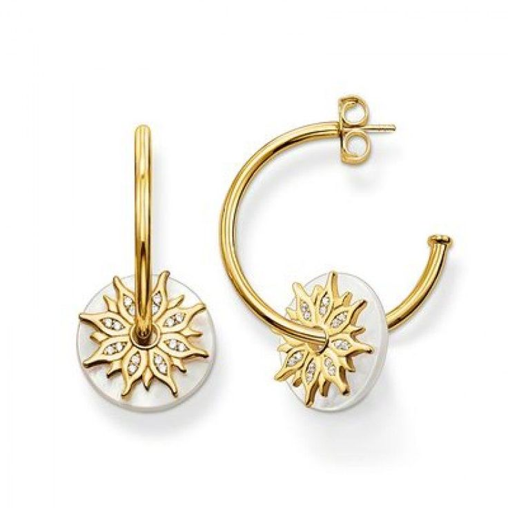 Image result for thomas sabo charm earrings