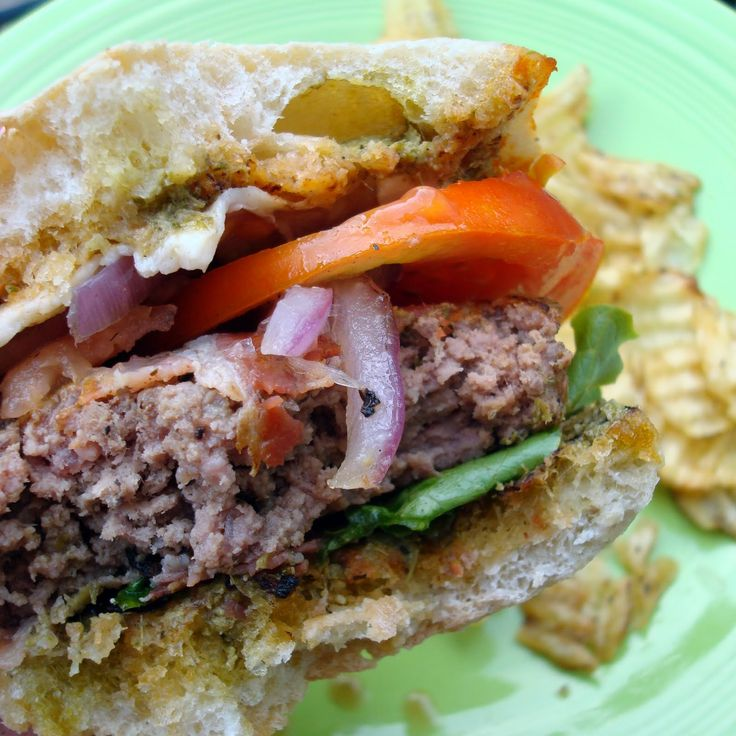 1000+ images about BURGERS on Pinterest | Burger recipes ...