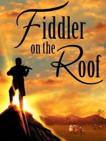 Fiddler on the Roof-always cheers me up