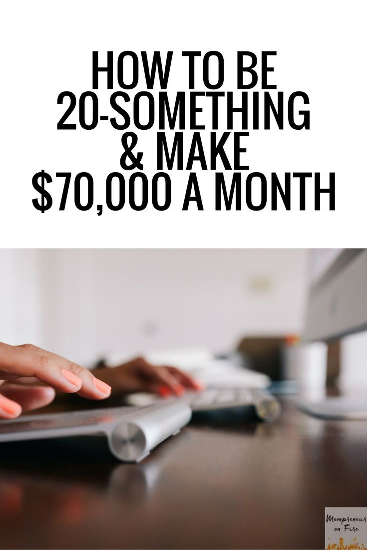Wow! Who knew that this business could bring in so much!?? I wish I knew this when I was 20-something! I am so happy to learn it now even!