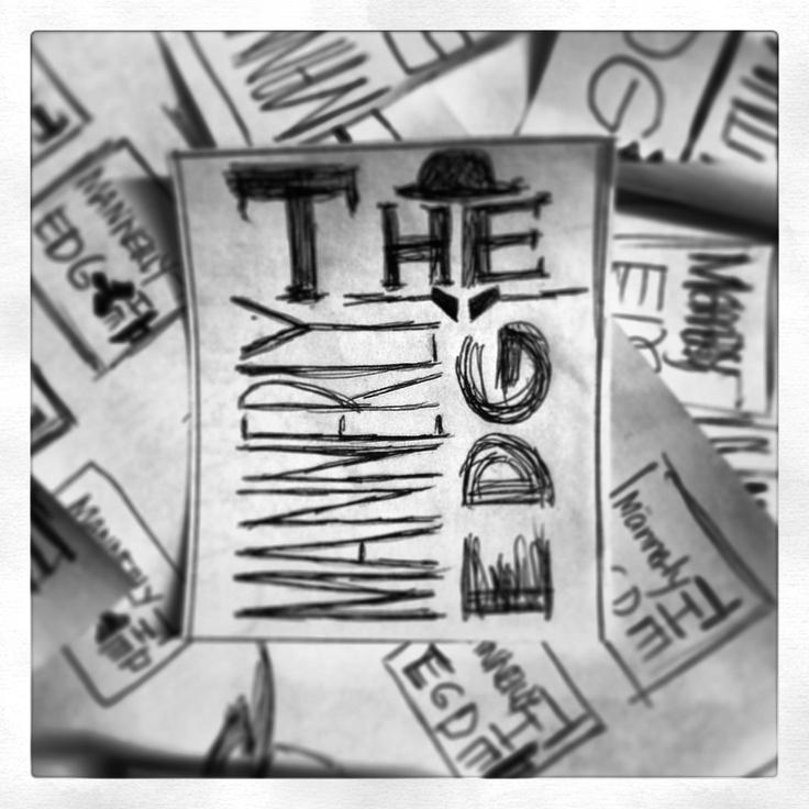 The Mannerly Edge: A Logo in the Rough #TME #themannerlyedge #keldumana #men's fashion # men's style # men's wear #logo