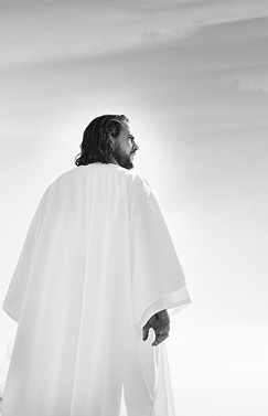 This picture of the Savior, Jesus Christ.. I will hang in our home