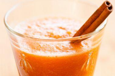 Cinnamon Spiced Pumpkin Pie Smoothie