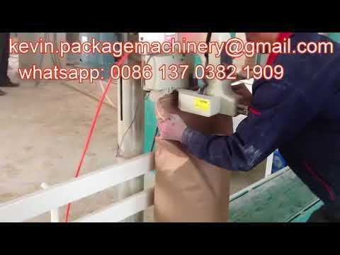 25 kg packing scale pouch packing machine/powder packing machine
