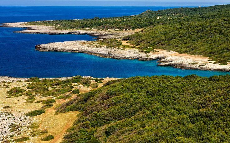 Italy's secret seaside. Porto Selvaggio (Nardò - Puglia)