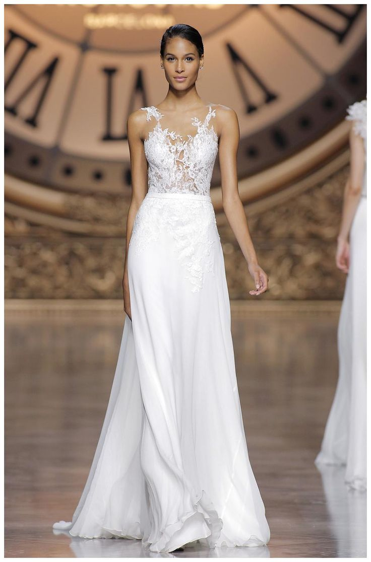 Wedding Dress From The Atelier Pronovias 2016 Collection