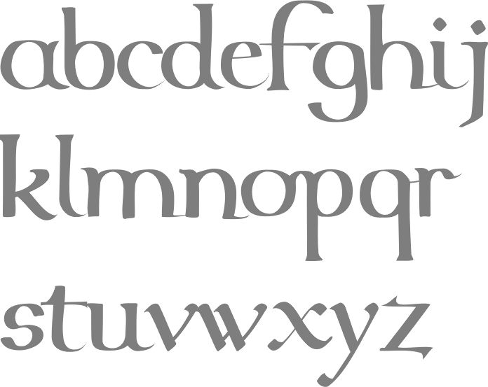 Antagea Font Unical Calligraphy Mastery Of The Basics