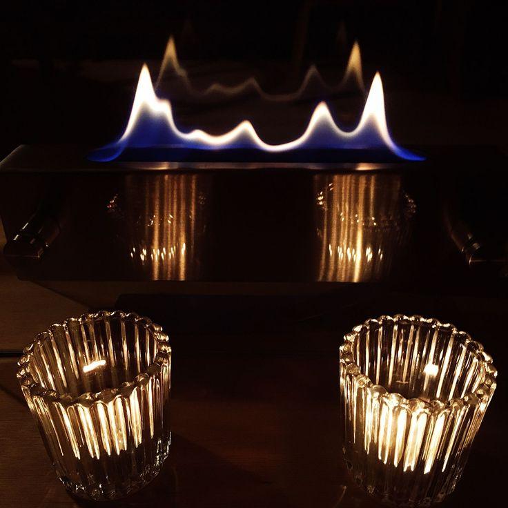 キャンドル/キャンドルホルダー/卓上暖炉/ローソク/机のインテリア実例 - 2016-03-11 01:13:49 | RoomClip(ルームクリップ)
