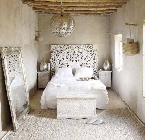 White. Silver. Marockan...