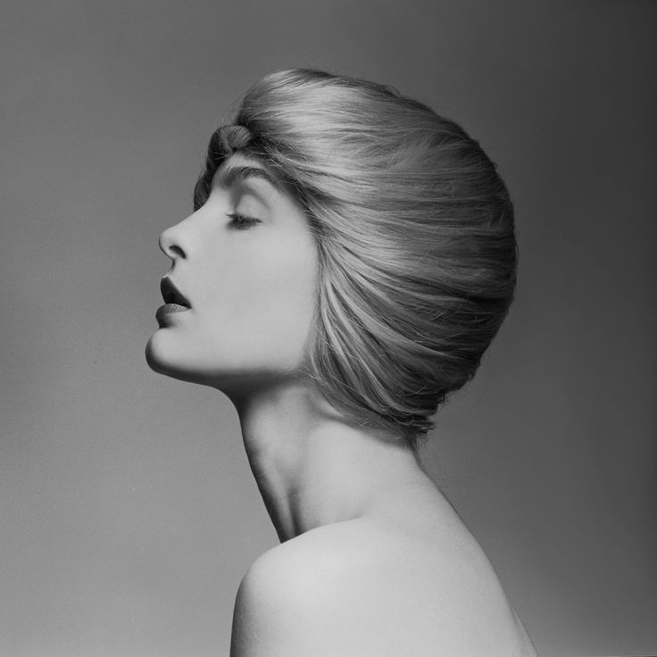 Supermodel Kristina Chrastekova and her brand new hairstyle by genius Marek Patl from Prague.