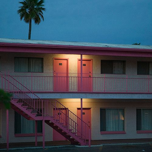 https://flic.kr/p/64V56i | Fun City Motel Night | Las Vegas, Nevada, USA Please…