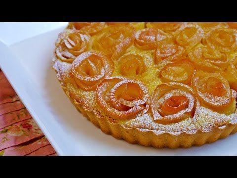Mother's Day Apple Rose Tart 母の日 ローズアップルタルト - YouTube