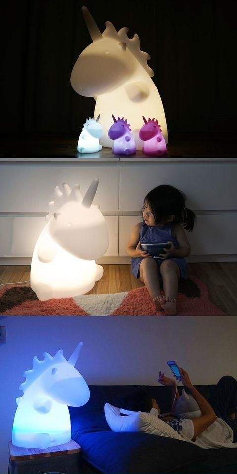 I need this unicorn lamp                                                                                                                                                     More