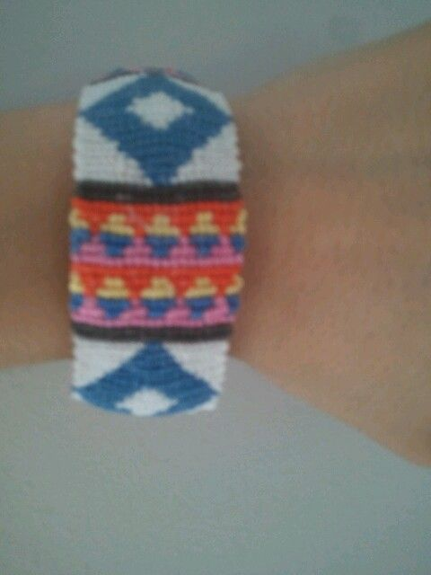 ethnic fr.bracelet