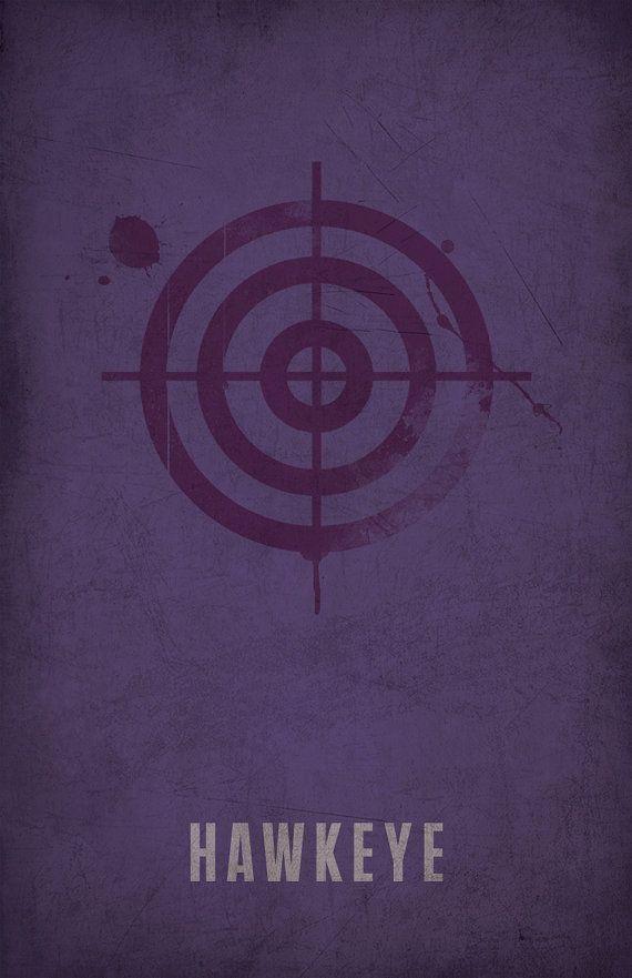 Hawkeye logo marvel - photo#8
