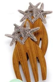 New Starfish Salad Hands in the gift shop at Westport Winery.