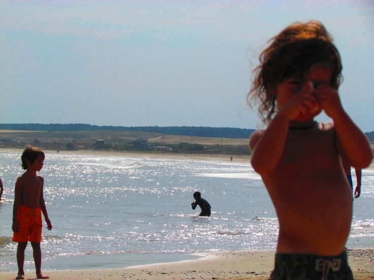 Beach! Cabo Polonio, Uruguay