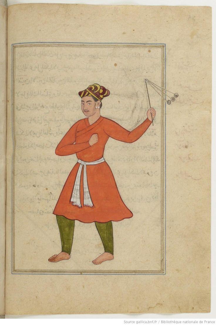 Auriga (mumsik al-a'innah), the charioteer. (Constellations of the northern hemisphere). Kitab souwar al-kawakib (folio 142 v°) ; tables des étoiles fixes, par Aboul-Hasan ʿAbd al-Rahman ibn ʿOmar al-Soufi