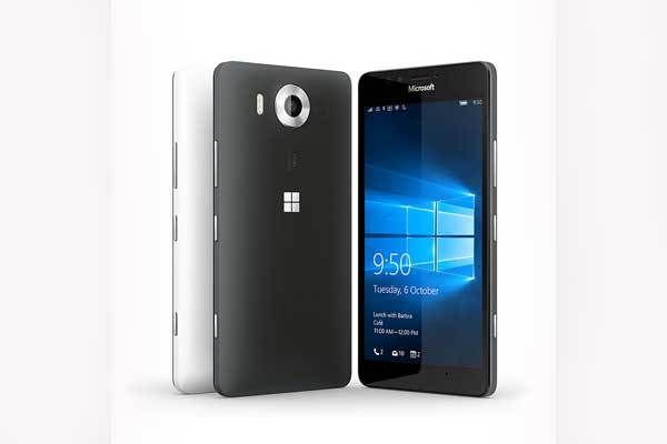 A New Smartphone Contender Microsoft Lumia 950 Review