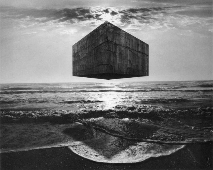 Jerry Uelsmann Photo Synthesis — DOP