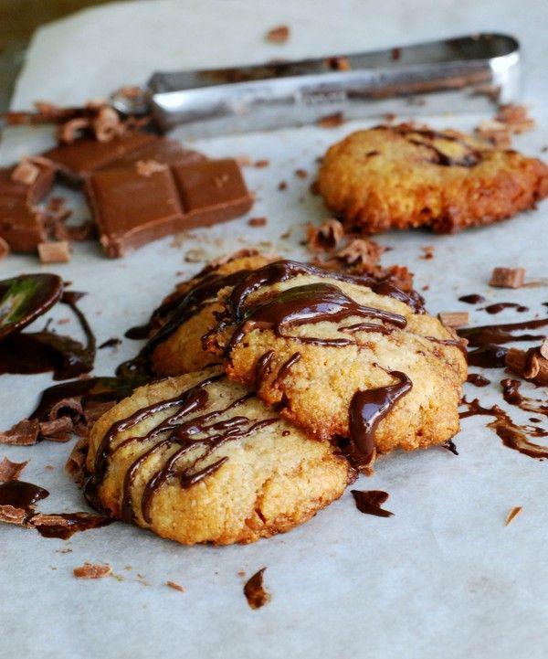 Mandelcookies med kardemumma