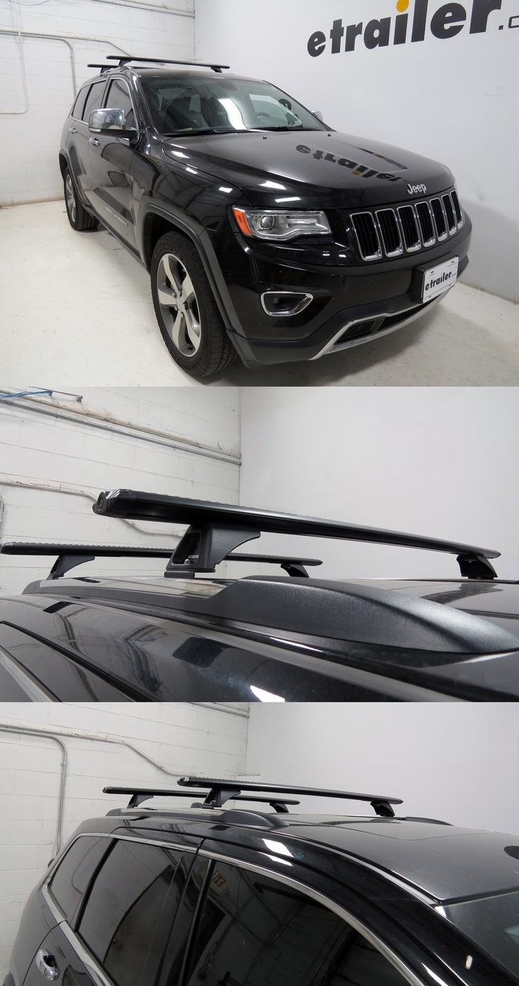Aerodynamic, Aluminum Crossbars Let You Build An Aftermarket Roof Rack For  Your Grand Cherokee!