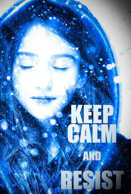 Keep Calm and Resist