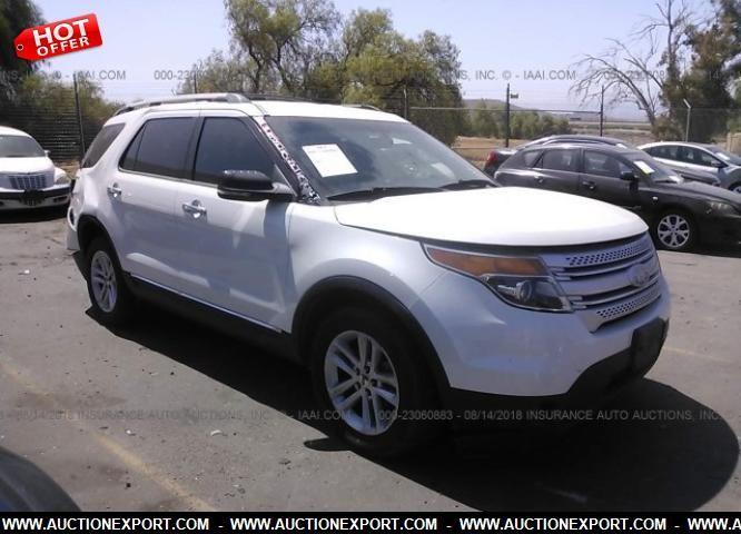 2011 Ford Explorer Xlt S 4 967 Auctionexport Dealers
