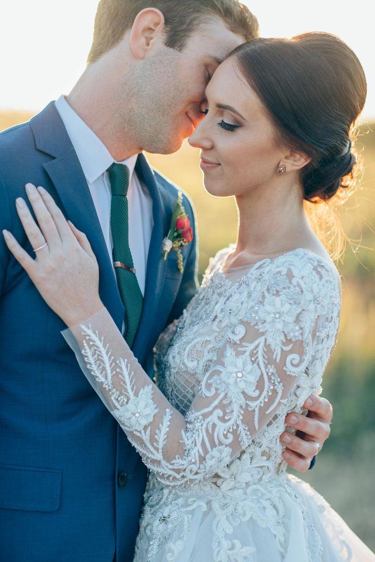 21 best {Long sleeve wedding dresses} images on Pinterest | Gown ...