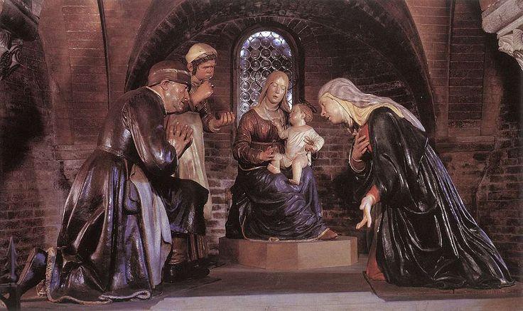 Mazzoni Adoration Modena - Category:Guido Mazzoni - Wikimedia Commons