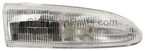 1995-1997 Ford Contour Headlamp RH