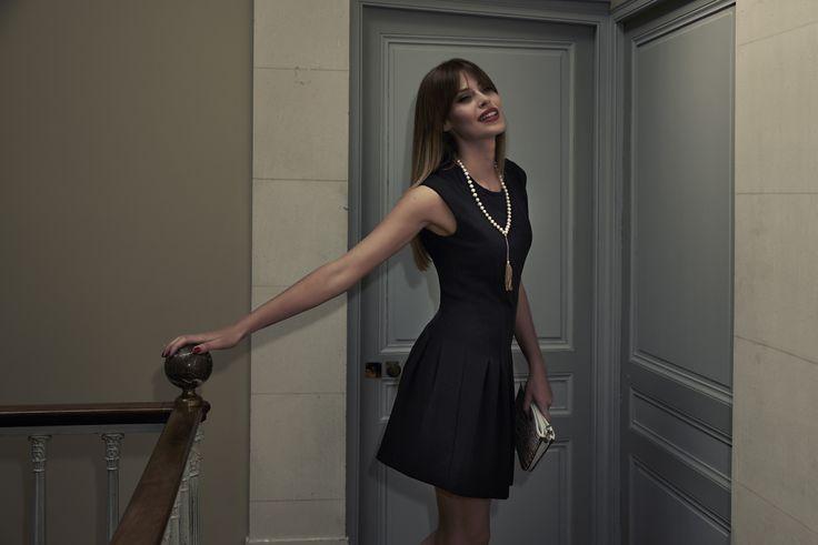 #quiosque #quiosquepl #dress #glamour #sylwesterjuzniedlugo #shinelikeastar #fashion #polishfashion #woman #beauty #lookbook #aw1516