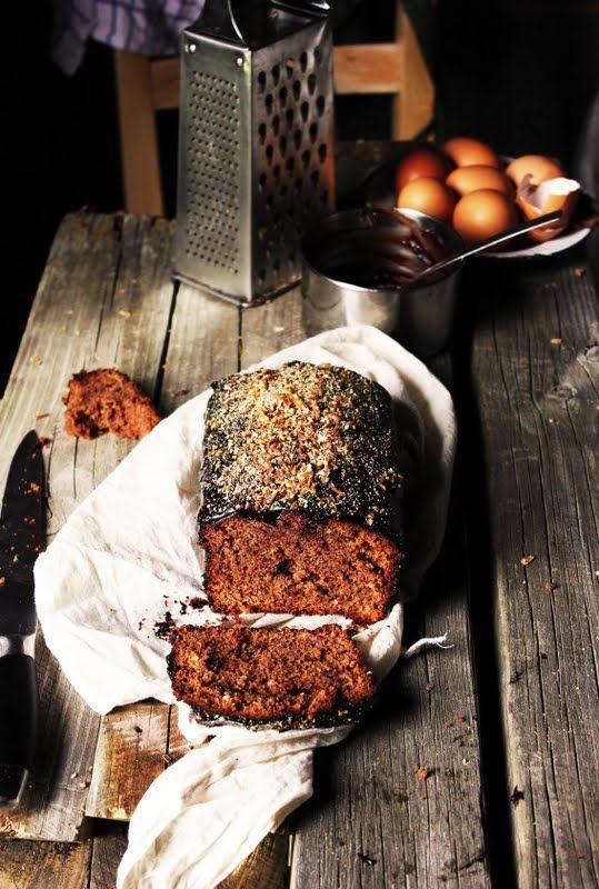 Rustic Chocolate Bread