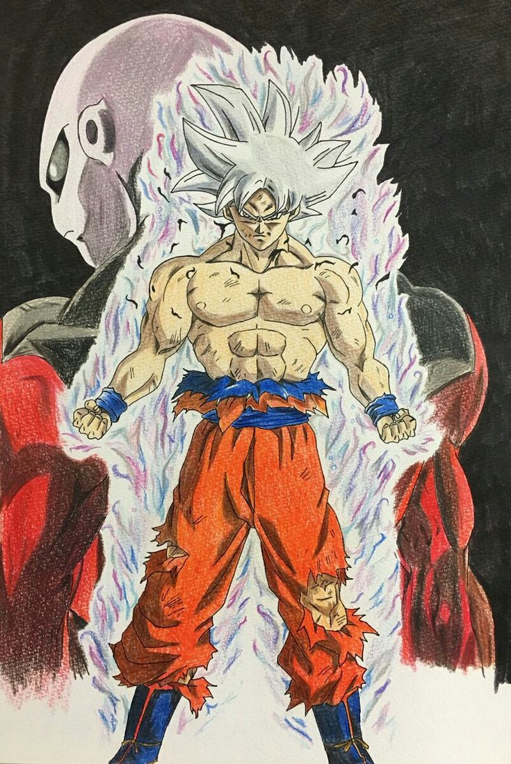 Jiren The Gray Vs Son Goku