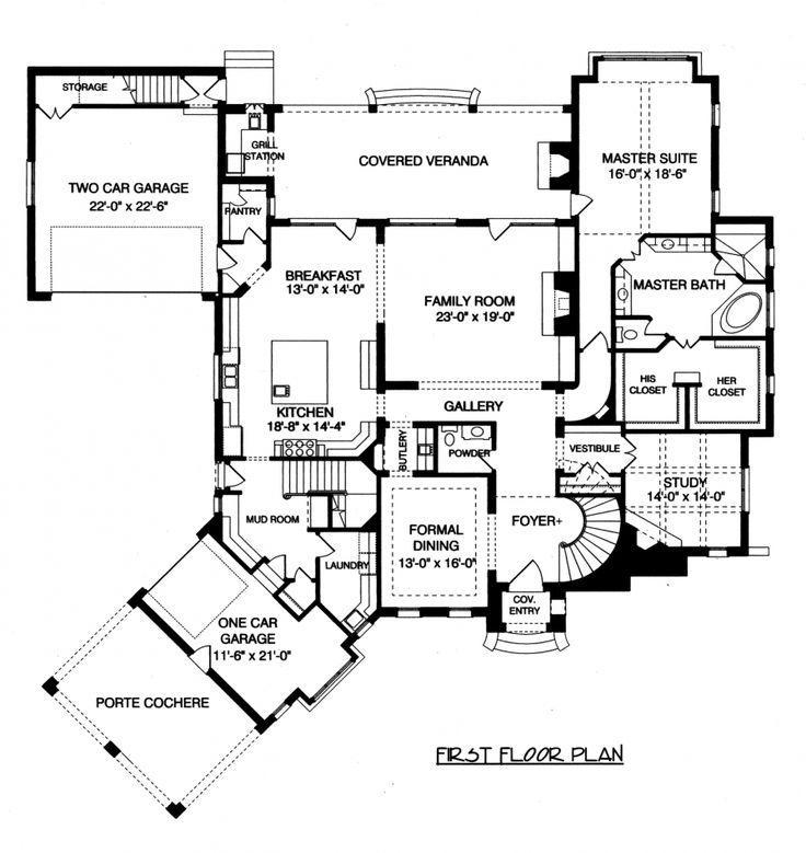 Best 25 porte cochere ideas on pinterest for Porte cochere home plans